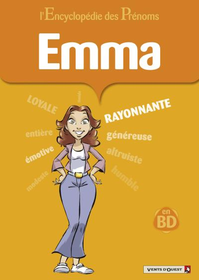 L'Encyclopédie des prénoms