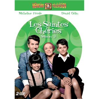 Les Saintes ChériesLes Saintes Chéries Saison 3 Coffret DVD