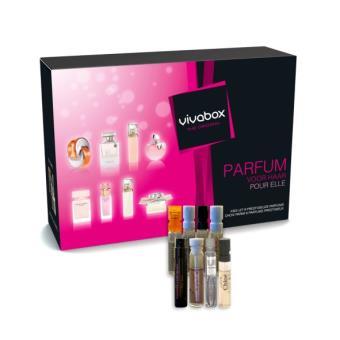 vivabox parfum pour elle coffrets cadeaux. Black Bedroom Furniture Sets. Home Design Ideas