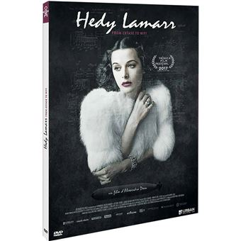 Hedy lamarr from extase to wifi