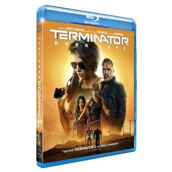 TerminatorPrécommande - Terminator : Dark Fate Blu-ray