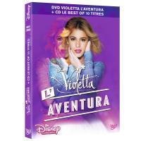 Violetta L'aventura DVD
