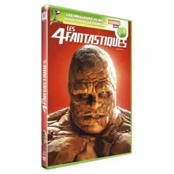 Les 4 fantastiquesLes 4 fantastiques Sélection Gulli DVD