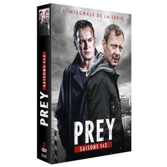 PreyCoffret The Prey Saisons 1 et 2 Edition limitée DVD