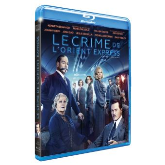 CRIME DE L ORIENT EXPRESS-FR-BLURAY