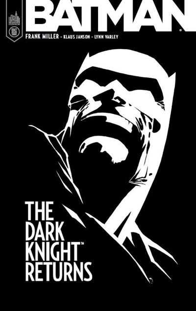 Batman - Dark Knight Returns - Edition Black Label
