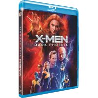 X-Men : Dark Phoenix Blu-ray