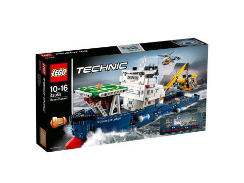 LEGO 42064 Le navire d exploration