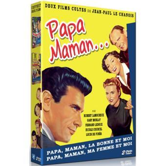 Papa maman DVD