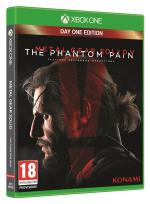 Metal Gear Solid 5 : The Phantom Pain Day One Edition Xbox One
