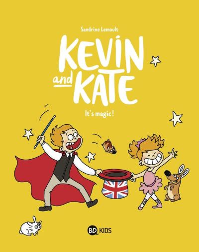 Kevin and Kate, Tome 04