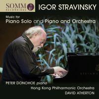 Piano solo and piano and orchestra