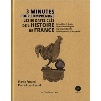 3 Minutes Pour Comprendre Les 50 Dates Cles De L Histoire De France