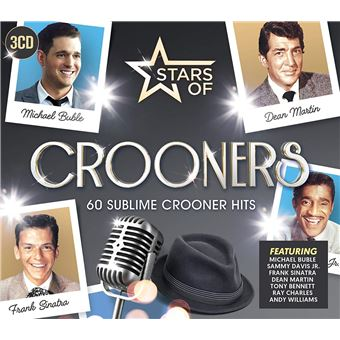 STARS OF CROONERS/3CD