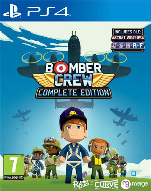 Bomber Crew Edition Complète PS4