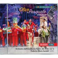 Donizetti : Olivo E Pasquale