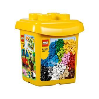 lego briques 10662 baril de briques lego achat prix. Black Bedroom Furniture Sets. Home Design Ideas