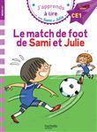 Sami et Julie - Sami et Julie CE1 Le match de foot de Sami et Julie