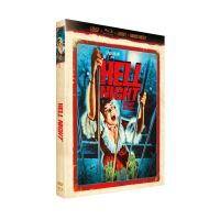 Hell Night Edition Collector Combo DVD Blu-ray
