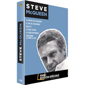 Coffret Steve Mc Queen Edition spéciale Fnac DVD