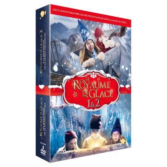 Le royaume de glaceCoffret Le Royaume de Glace 2 films DVD