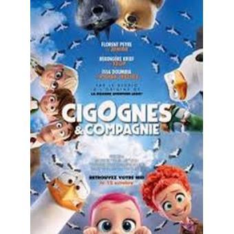 Cigognes et compagnie Blu-ray
