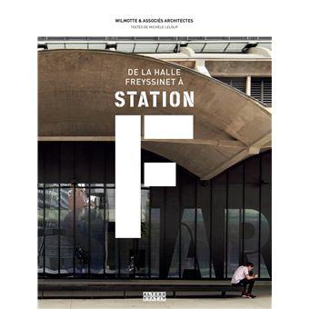 La halle Freyssinet à la Station F