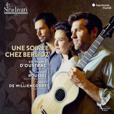 Stéphanie d'Oustrac Une-soiree-chez-Berlioz