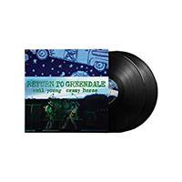 Return to Greendale - Live - 2LP 12''