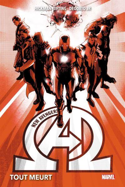 New Avengers (2013) T01 - Tout meurt - 9782809490282 - 21,99 €