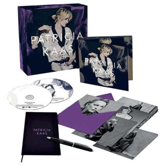 Patricia Kaas Coffret Edition Collector Deluxe limitée