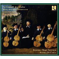 Concert des violes