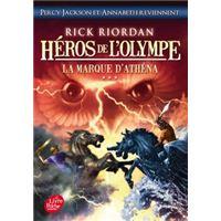 Héros de l'Olympe - La marque d'Athéna
