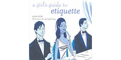 A girl s guide to etiquette