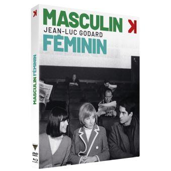 Masculin Féminin Combo Blu-ray DVD
