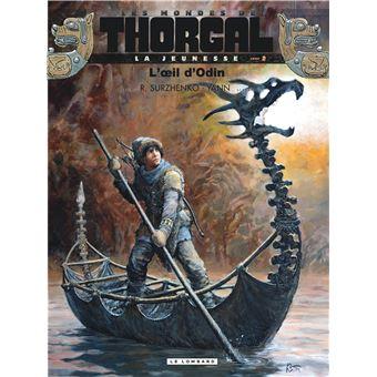 Les Mondes de ThorgalL'oeil d'Odin