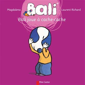 BaliBali joue à cache-cache