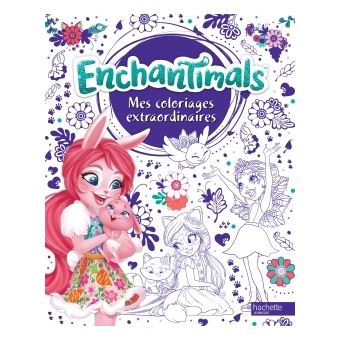 Coloriage A Imprimer Enchantimals.Enchantimals Enchantimals Coloriages Extraordinaires