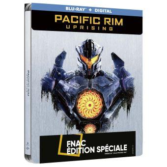 Pacific Rim SeriesPacific rim uprising/edition fnac steelbook