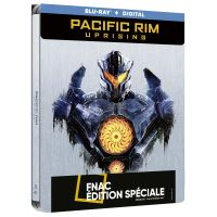 Pacific Rim Uprising Steelbook Edition Fnac Blu-ray