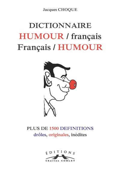 Dictionnaire humour français-français humour