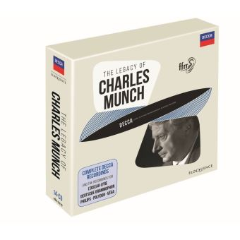 The Legacy Of Charles Munch Coffret