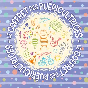 PUERICULTRICES/COFFRET/5CD