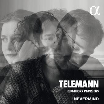 Georg Philipp Telemann, Jean Rondeau, Anna Besson, Robin Pharo