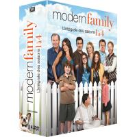 Modern Family Saisons 1 à 4 Coffret DVD