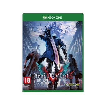 DEVIL MAY CRY 5 FR/NL XONE
