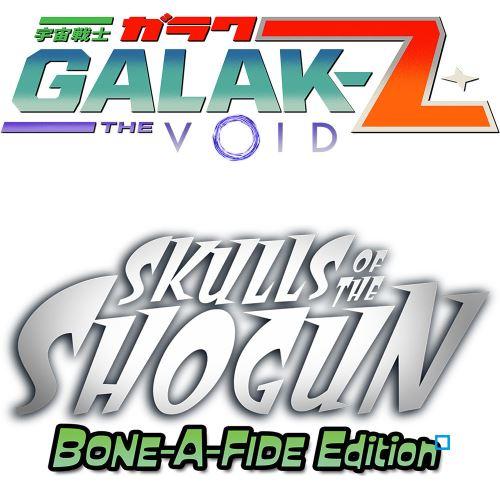 Galak-Z + Skulls of the Shogun Nintendo Switch