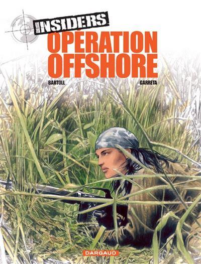 Opération off shore