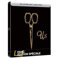 Us Steelbook Edition Spéciale Fnac Blu-ray 4K Ultra HD