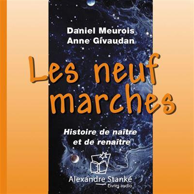 Les neuf marches - Histoire de naître et de renaître - 9781894982054 - 14,40 €